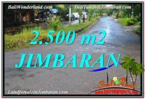 FOR SALE Magnificent PROPERTY LAND IN JIMBARAN BALI TJJI118