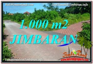 Affordable LAND FOR SALE IN Jimbaran Uluwatu BALI TJJI111