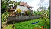 Exotic PROPERTY 1,500 m2 LAND IN Sentral Ubud FOR SALE TJUB600
