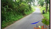 FOR SALE Exotic LAND IN Ubud Tegalalang BALI TJUB578