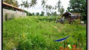 Exotic PROPERTY 400 m2 LAND SALE IN Sentral Ubud TJUB585