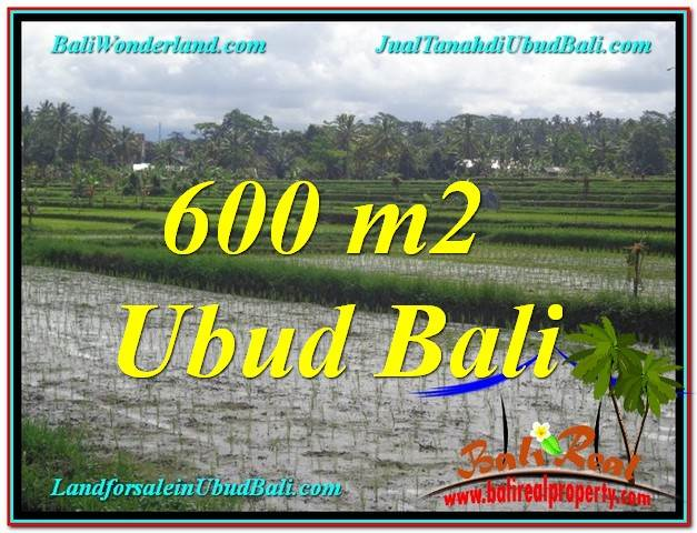 Ubud Tegalalang BALI LAND FOR SALE TJUB607