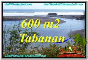 Affordable PROPERTY TABANAN 600 m2 LAND FOR SALE TJTB344