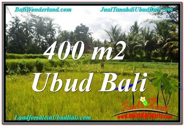 Exotic PROPERTY LAND SALE IN UBUD TJUB627