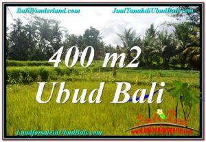 Affordable PROPERTY 400 m2 LAND FOR SALE IN Ubud Pejeng TJUB627