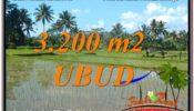 FOR SALE Exotic LAND IN Ubud Payangan BALI TJUB628