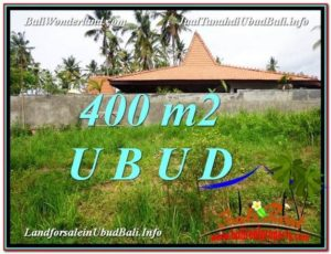 Exotic PROPERTY LAND FOR SALE IN UBUD BALI TJUB585