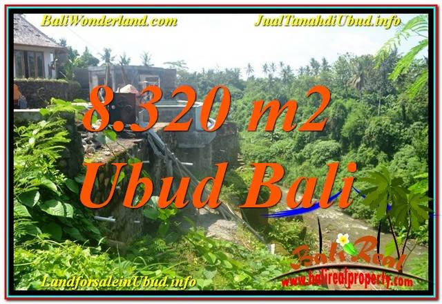 Exotic PROPERTY 8,320 m2 LAND IN Sentral / Ubud Center FOR SALE TJUB635