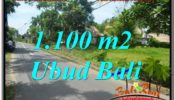 Exotic LAND FOR SALE IN UBUD TJUB645