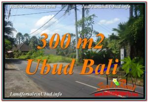 Exotic PROPERTY LAND FOR SALE IN UBUD TJUB646