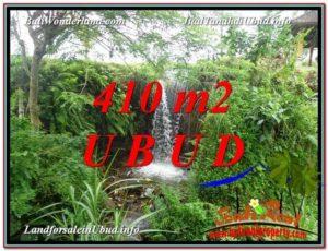 Exotic UBUD BALI 410 m2 LAND FOR SALE TJUB578