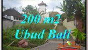 Exotic PROPERTY LAND IN UBUD FOR SALE TJUB632
