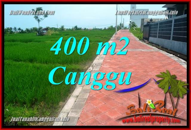 FOR SALE Exotic PROPERTY LAND IN CANGGU BALI TJCG219
