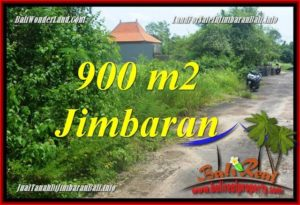 900 m2 LAND IN JIMBARAN FOR SALE TJJI124