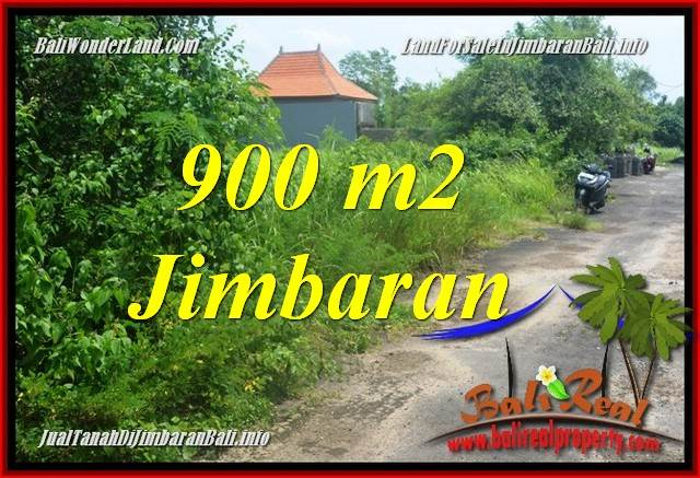 Exotic 900 m2 LAND FOR SALE IN Jimbaran Ungasan BALI TJJI124