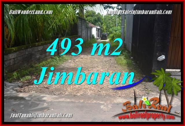 Magnificent Jimbaran Ungasan 493 m2 LAND FOR SALE TJJI125