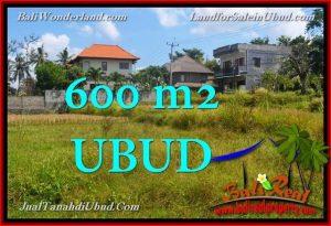 Exotic Sentral Ubud BALI LAND FOR SALE TJUB664