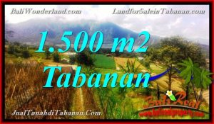 FOR SALE Exotic PROPERTY LAND IN TABANAN TJTB373