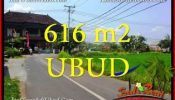 FOR SALE Exotic PROPERTY 616 m2 LAND IN UBUD BALI TJUB650