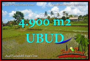 LAND IN UBUD BALI FOR SALE TJUB652