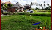 Magnificent PROPERTY LAND FOR SALE IN UBUD BALI TJUB657