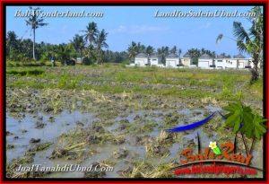 Beautiful PROPERTY Sentral Ubud 600 m2 LAND FOR SALE TJUB664