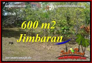 Exotic PROPERTY 600 m2 LAND SALE IN JIMBARAN PECATU TJJI134