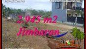 2,945 m2 LAND SALE IN JIMBARAN UNGASAN BALI TJJI132