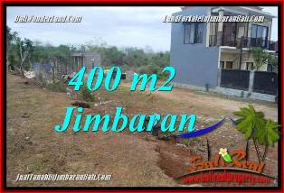 FOR SALE Affordable 400 m2 LAND IN JIMBARAN BALI TJJI132A