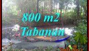 FOR SALE Beautiful LAND IN TABANAN BALI TJTB384