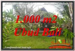 Magnificent UBUD BALI LAND FOR SALE TJUB680
