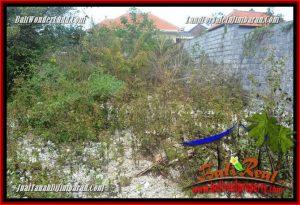 FOR SALE 400 m2 LAND IN JIMBARAN UNGASAN TJJI131