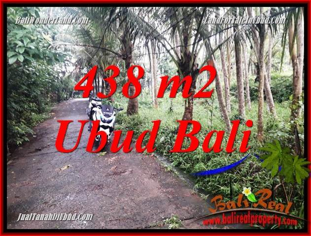 Beautiful Land for sale in Ubud Bali TJUB689