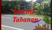 Beautiful Property Land for sale in Tabanan Bali TJTB400