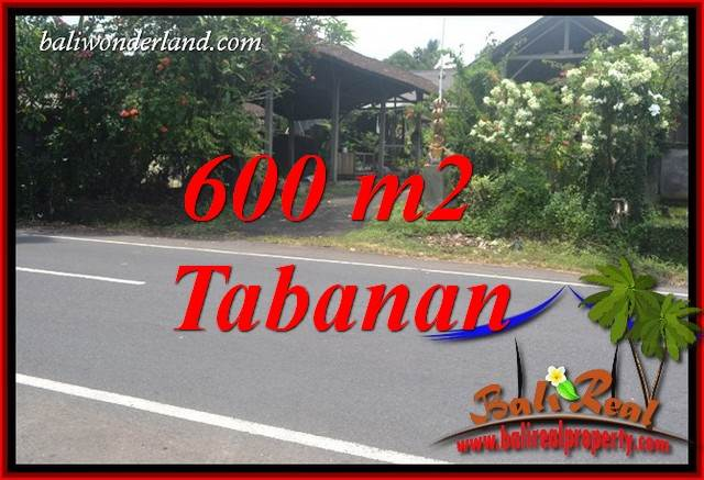 Exotic Land in Tabanan Bali for sale TJTB400