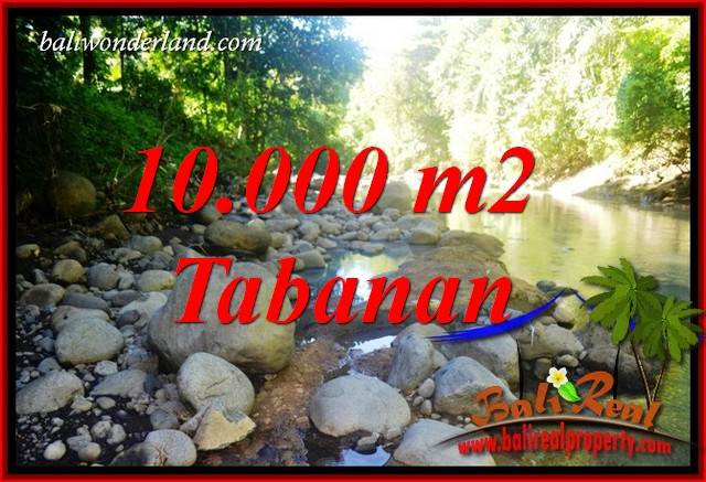 10,000 m2 Land for sale in Tabanan Bali TJTB406