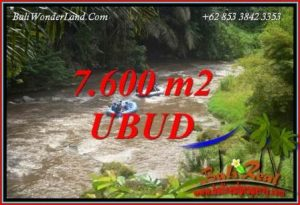 Exotic Land in Ubud for sale TJUB705