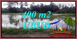 Exotic Property 400 m2 Land sale in Sentral Ubud TJUB721
