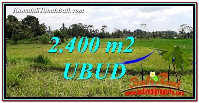 Magnificent PROPERTY LAND IN UBUD BALI FOR SALE TJUB757