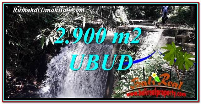 Magnificent PROPERTY Ubud Pejeng 2,900 m2 LAND FOR SALE TJUB762