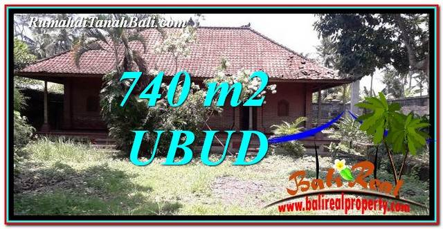 Beautiful PROPERTY LAND IN UBUD BALI FOR SALE TJUB764